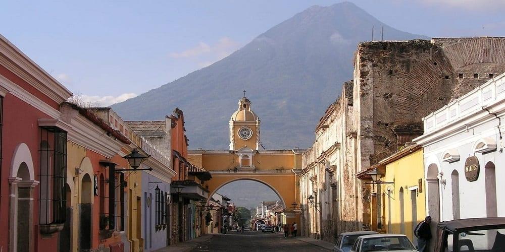 viajar guatemala