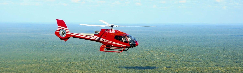 El Mirador vía Helicóptero