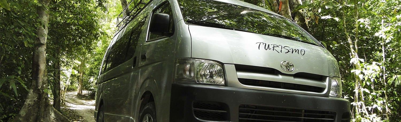 Aeropuerto - Tikal, una vía