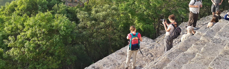 Tikal 2 días